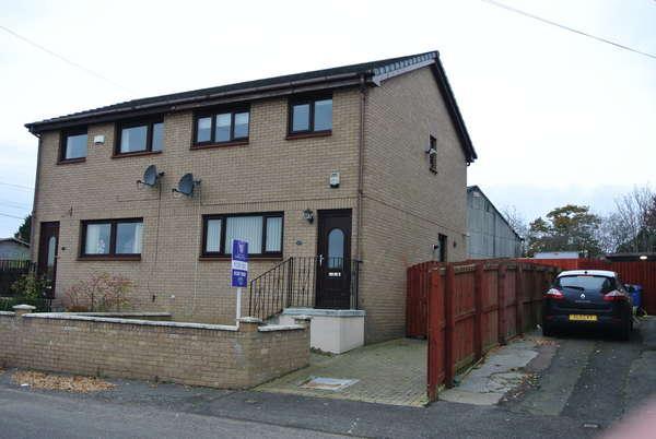 3 Bedrooms Semi-detached Villa House for sale in 13 Southfield Road, Blackwood, Lanark, ML11 9SA