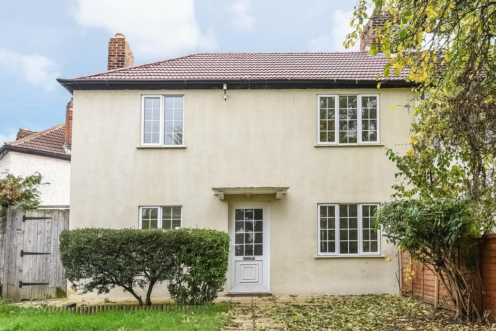 3 Bedrooms Semi Detached House for sale in Chesham Road, Penge, SE20