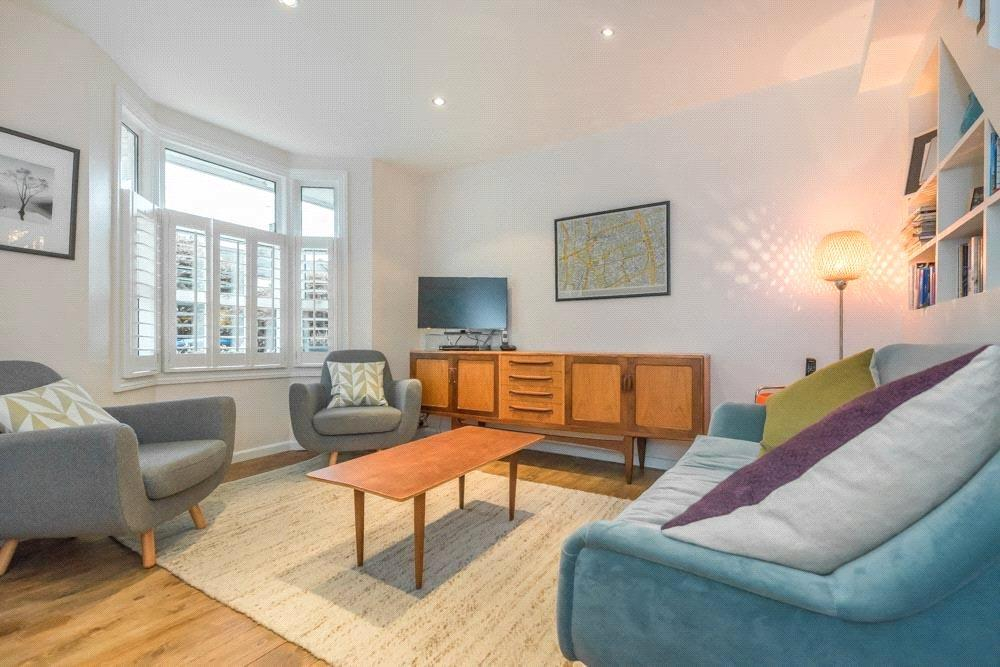 2 Bedrooms Terraced House for sale in Rucklidge Avenue, London, NW10