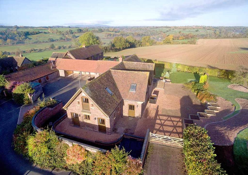 4 Bedrooms Detached House for sale in Arley, Bewdley, DY12