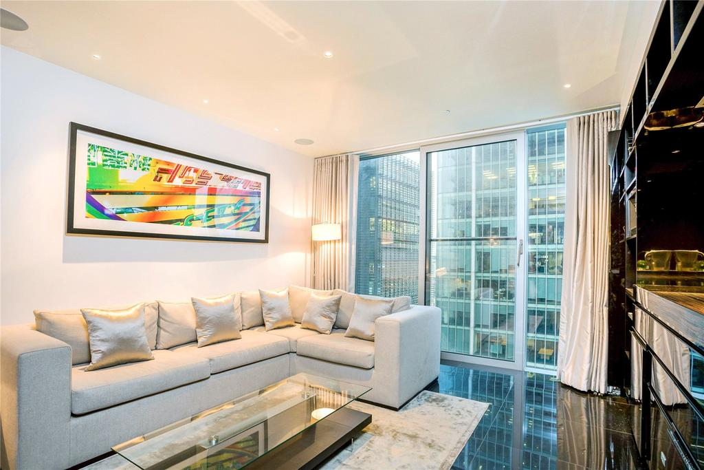 Studio Flat for sale in The Heron, 5 Moor Lane, London, EC2Y