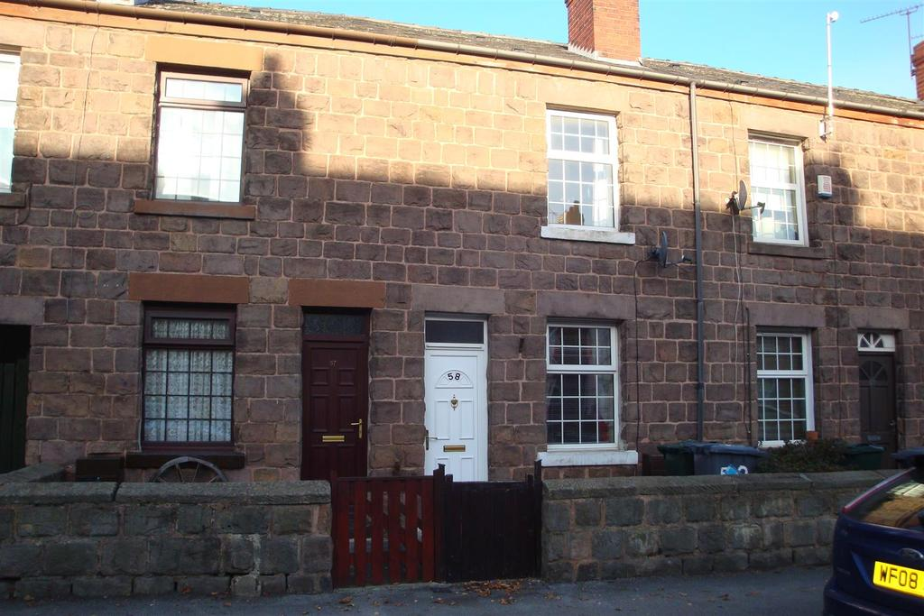 2 Bedrooms Terraced House for sale in 58 Wood Lane, Treeton, Rotherham, S60 5QR