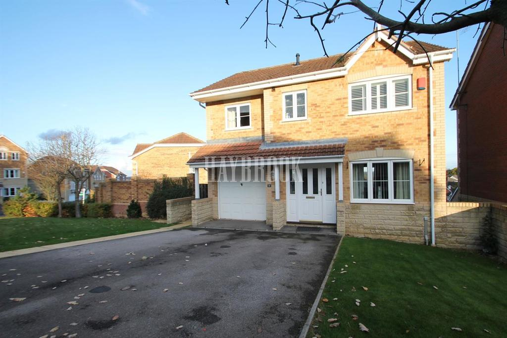 4 Bedrooms Detached House for sale in Moorthorpe Rise, Owlthorpe