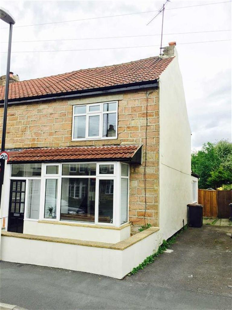 2 Bedrooms End Of Terrace House for sale in Electric Avenue, Harrogate, North Yorkshire