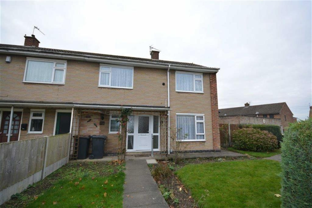 3 Bedrooms Semi Detached House for sale in Tulliver Close, Bedworth