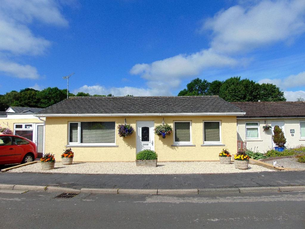3 Bedrooms Bungalow for sale in 18 Harrot Hill, Cockermouth, CA13 0BL