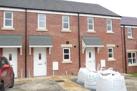 2 bedroom terraced house to rent - 7 Dan Y Cwarre Ffos Las Carmarthenshire