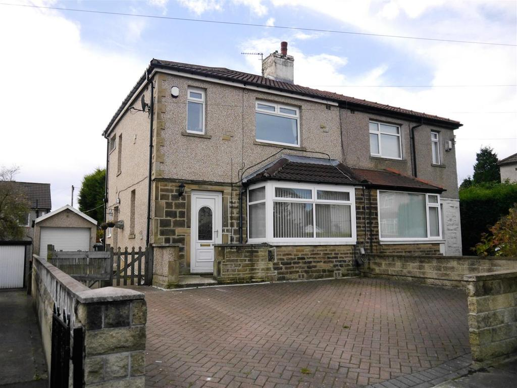 3 Bedrooms Semi Detached House for sale in 1, Elmfield Drive, Wibsey, Bradford, BD6 1PX