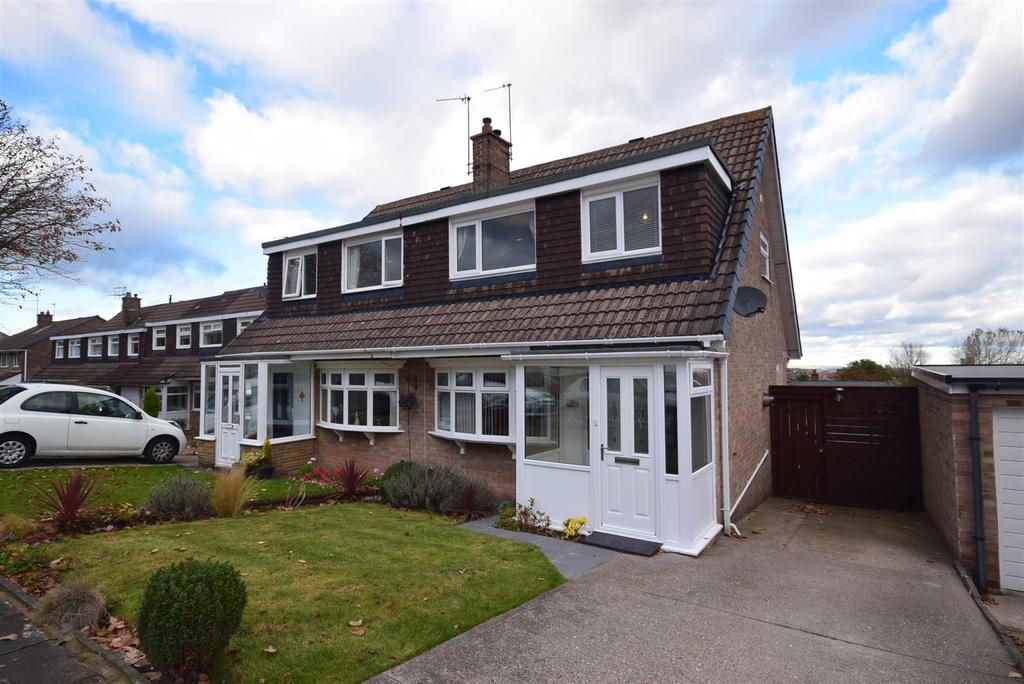 3 Bedrooms Semi Detached House for sale in Copley Drive, Sunderland