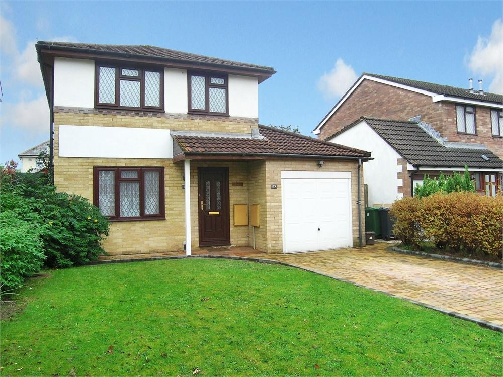 3 Bedrooms Detached House for sale in Silver Birch Close, Whitchurch, Cardiff