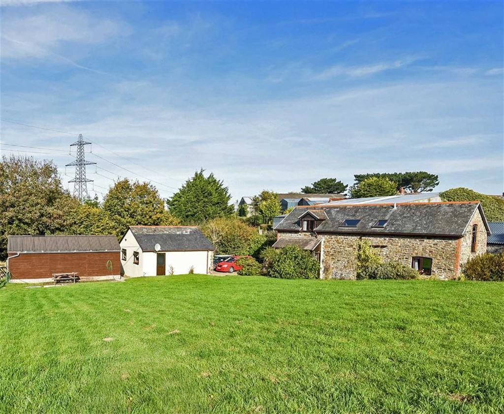 4 Bedrooms Detached House for sale in Bulworthy, Stony Cross, Nr Bideford, Devon, EX39