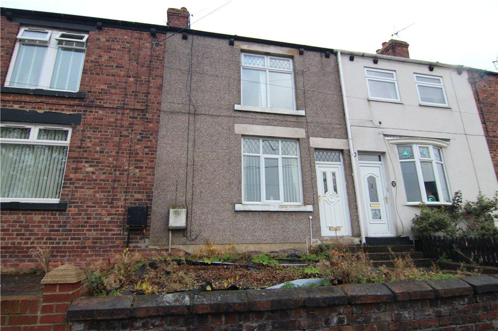 3 Bedrooms Terraced House for sale in Rock Terrace, New Brancepeth, DH7
