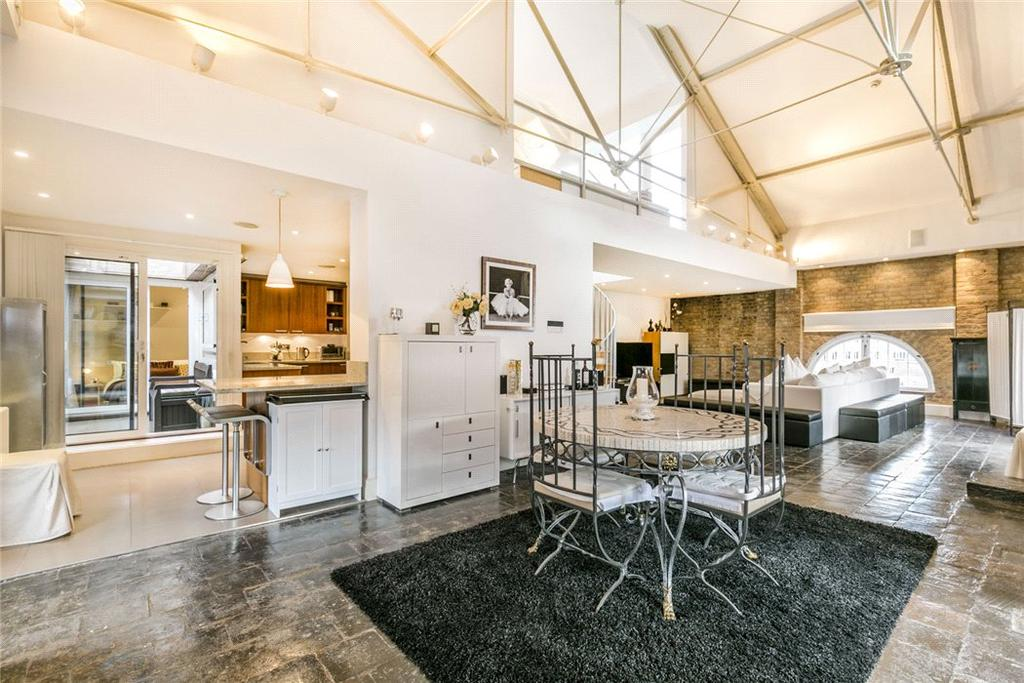 4 Bedrooms Penthouse Flat for sale in The Ivory House, East Smithfield, London, E1W