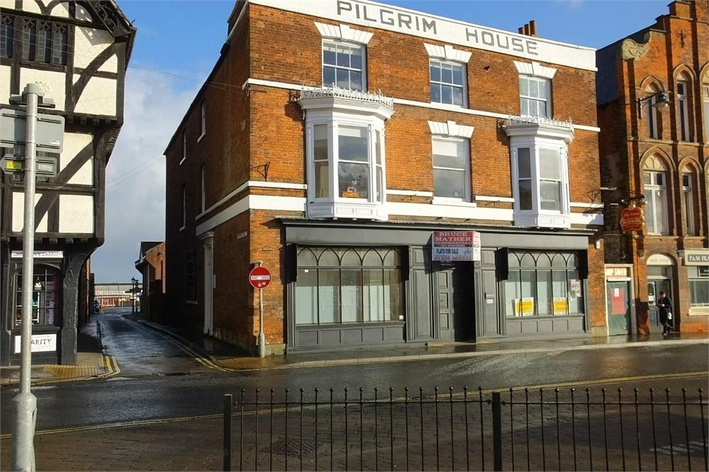 2 Bedrooms Flat for sale in Pilgrim House, South Street, Boston, Lincolnshire