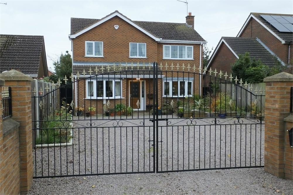 5 Bedrooms Detached House for sale in Old Main Road, Fosdyke, Boston, Lincolnshire