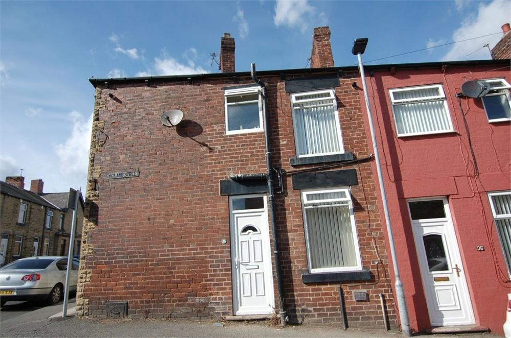 2 Bedrooms Terraced House for sale in Hoyland Street, Wombwell, BARNSLEY, South Yorkshire
