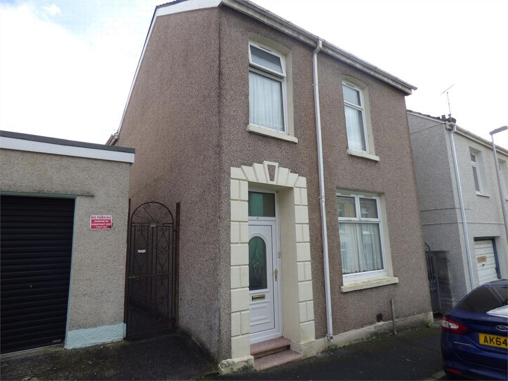 3 Bedrooms Detached House for sale in 48 Tunnel Road, Llanelli, Carmarthenshire