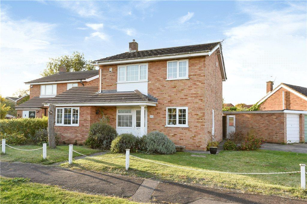 3 Bedrooms Detached House for sale in Stagsden Road, Bromham, Bedford, Bedfordshire
