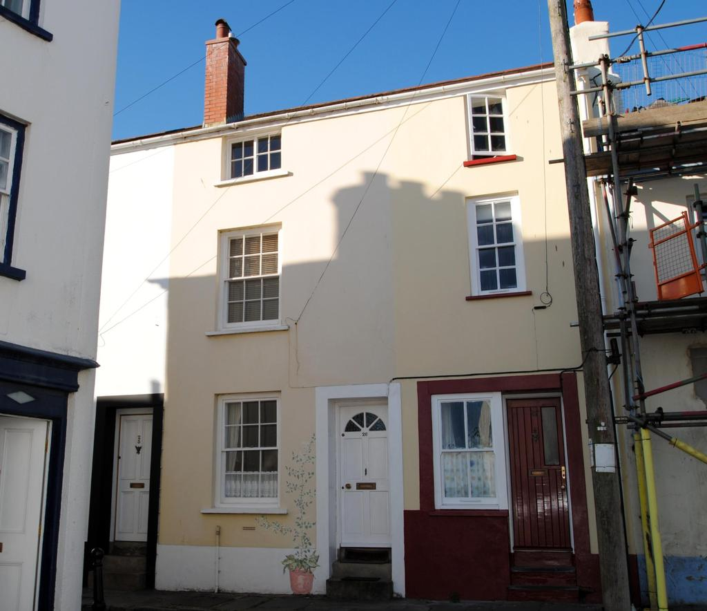3 Bedrooms Terraced House for sale in Bull Hill, Bideford
