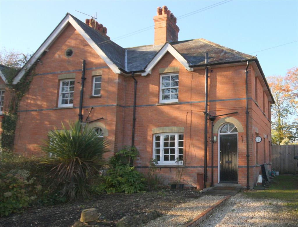 3 Bedrooms Semi Detached House for sale in The Cliff, Bryanston, Blandford Forum, Dorset