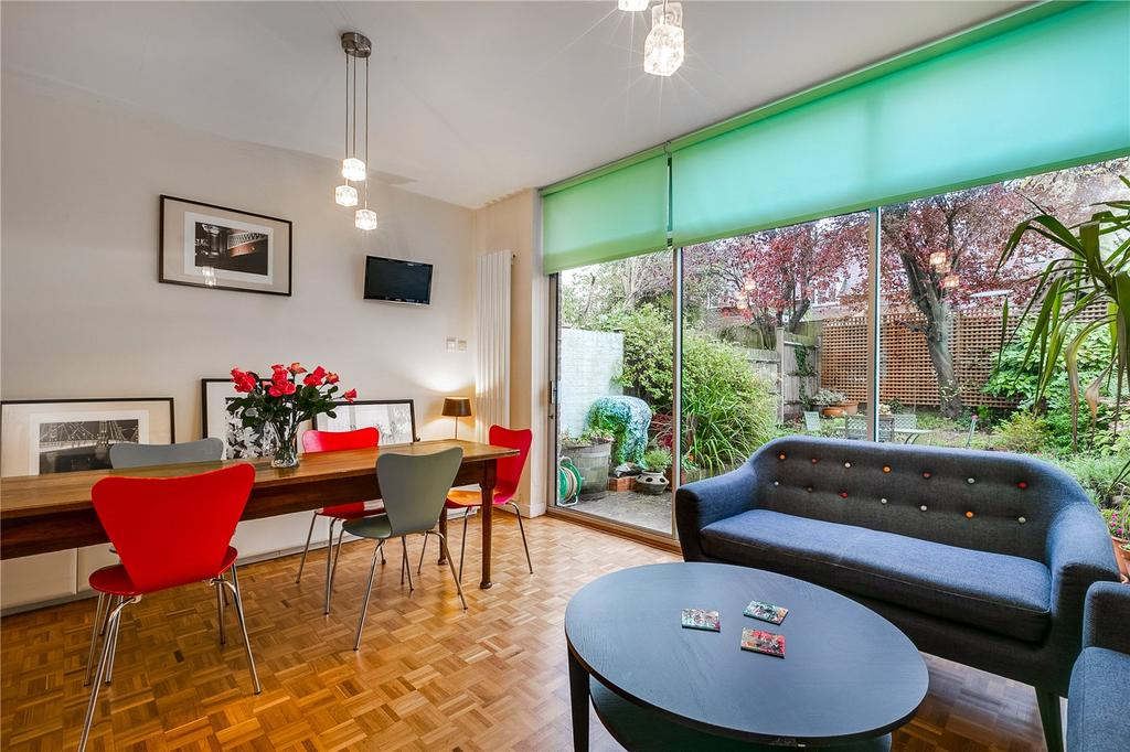 4 Bedrooms Terraced House for sale in Lantern Close, Putney, London