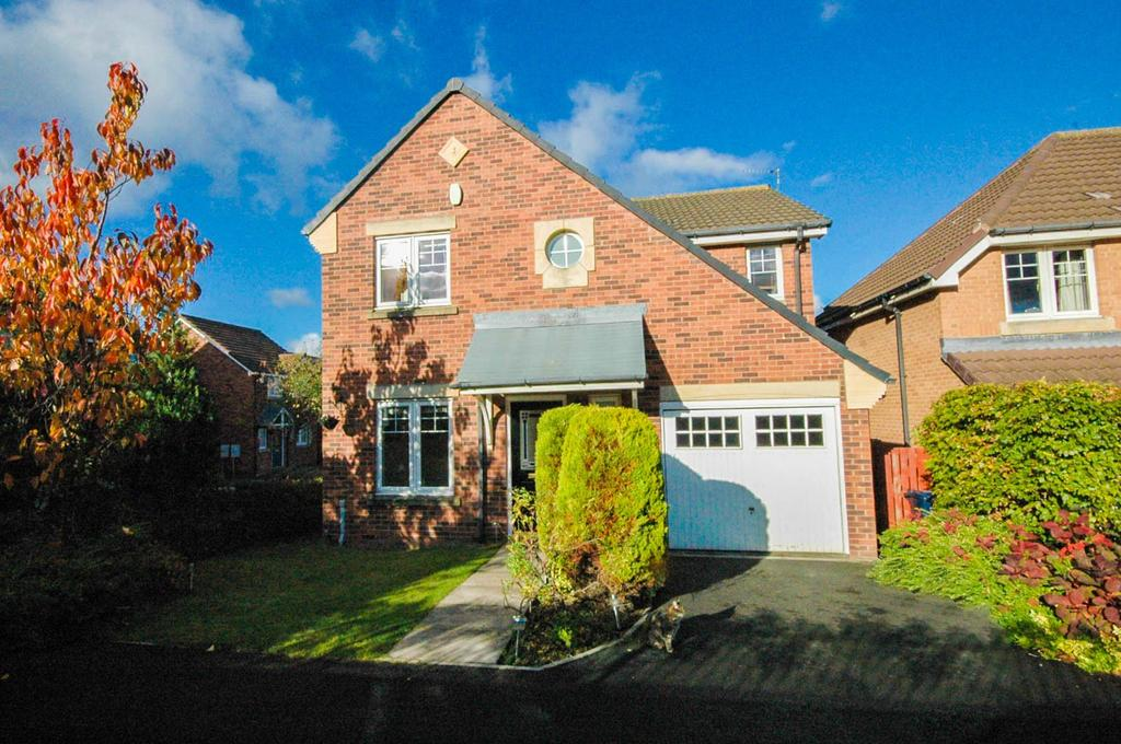 4 Bedrooms Detached House for sale in Coniston Grange, East Boldon