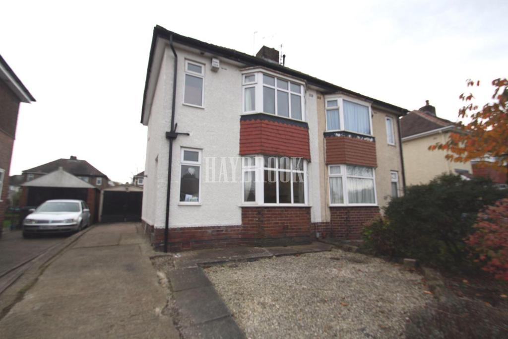 2 Bedrooms Semi Detached House for sale in White Lane, Gleadless, S12