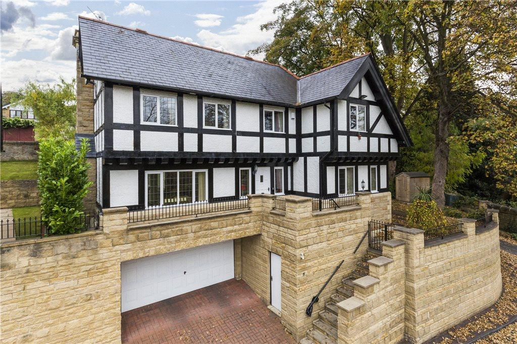 4 Bedrooms Detached House for sale in Silson Lane, Baildon, West Yorkshire