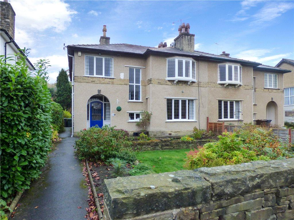 4 Bedrooms Semi Detached House for sale in Manor Road, Keighley, West Yorkshire