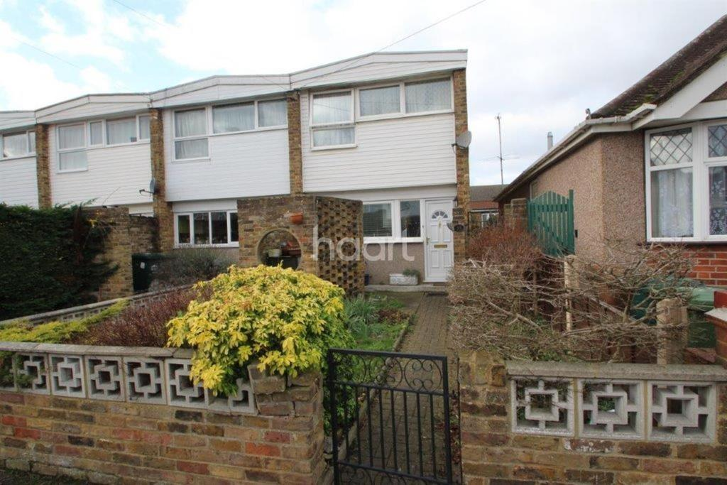 2 Bedrooms End Of Terrace House for sale in Marlborough Road