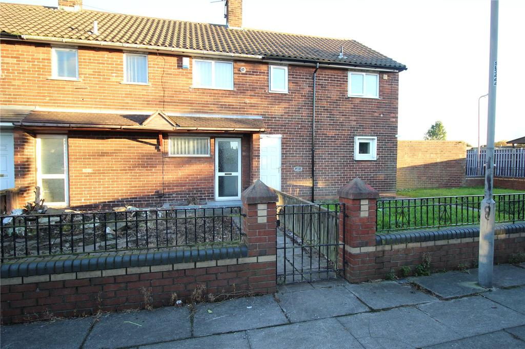 3 Bedrooms Terraced House for sale in Christowe Walk, Liverpool, Merseyside, L11