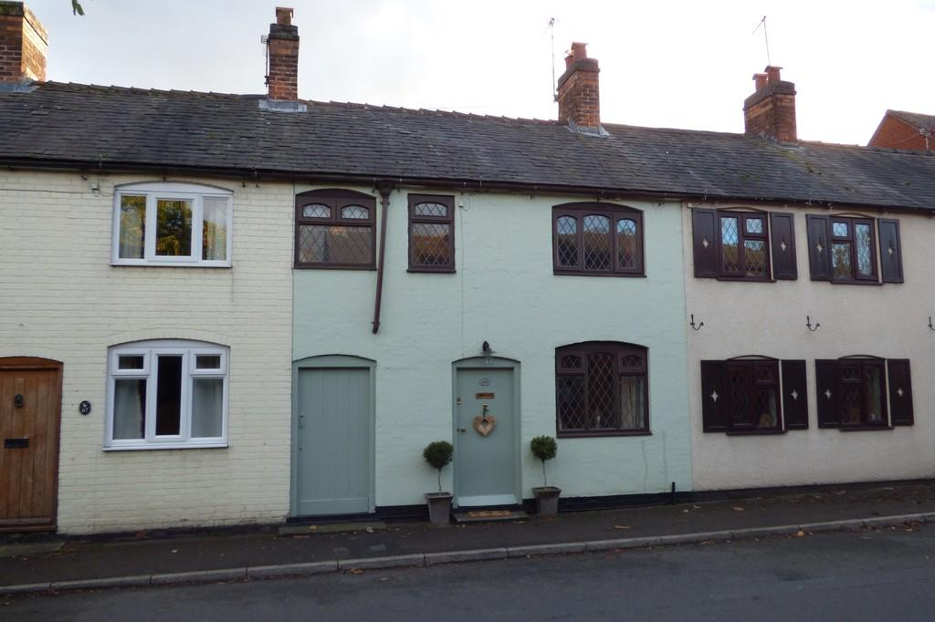 2 Bedrooms Cottage House for sale in Main Street, Barton Under Needwood