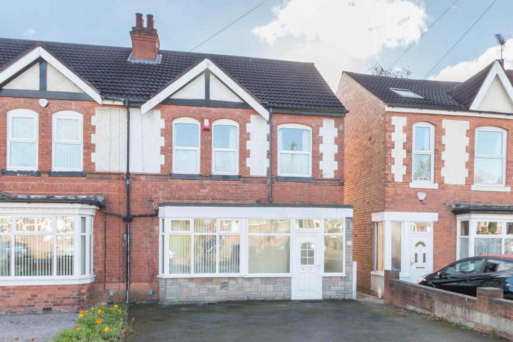 3 Bedrooms Semi Detached House for sale in Shirley Road, Acocks Green