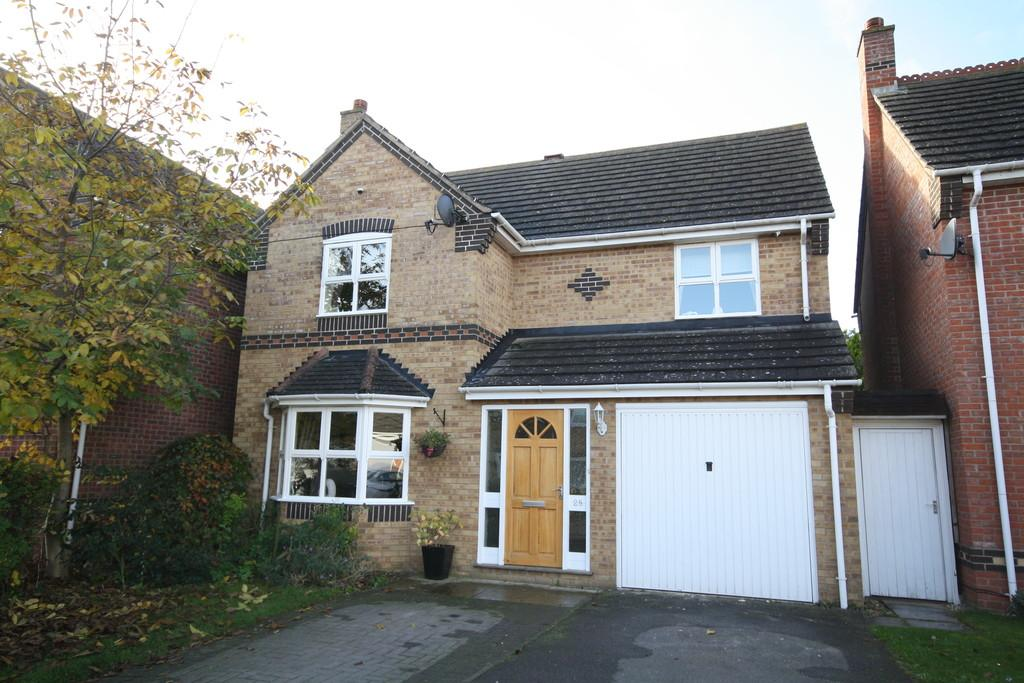 4 Bedrooms Detached House for sale in Charlock Drive, Stamford