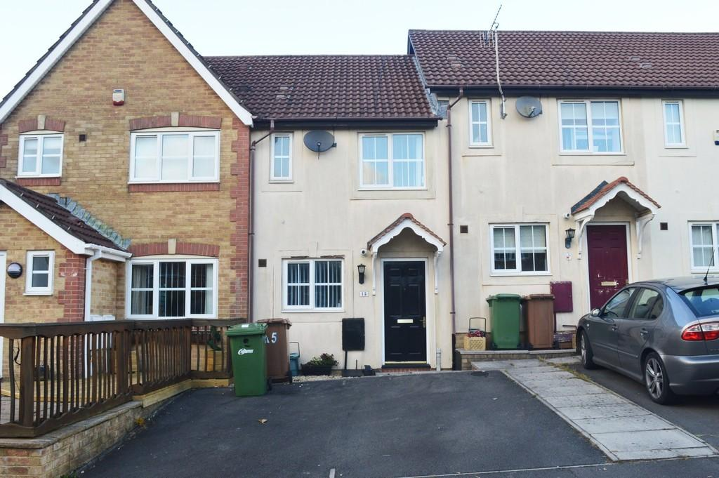 2 Bedrooms Terraced House for sale in Ramson Close, Penpedairheol