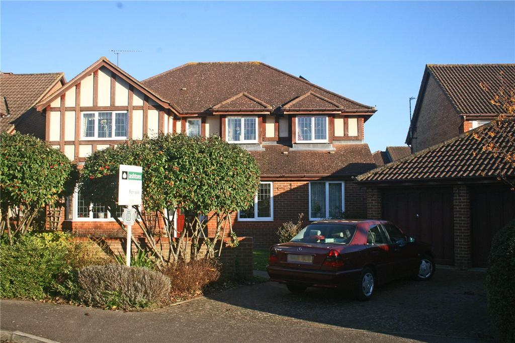 5 Bedrooms Detached House for sale in Brooke End, Redbourn, St. Albans, Hertfordshire