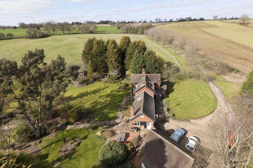 6 Bedrooms Detached House for sale in Forde Hall Lane, Tanworth In Arden