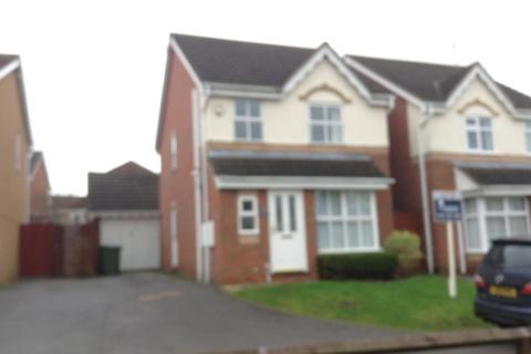 3 bedroom detached house to rent - Haskell Close, Thorpe Astley, Leicester, LE3 3UA