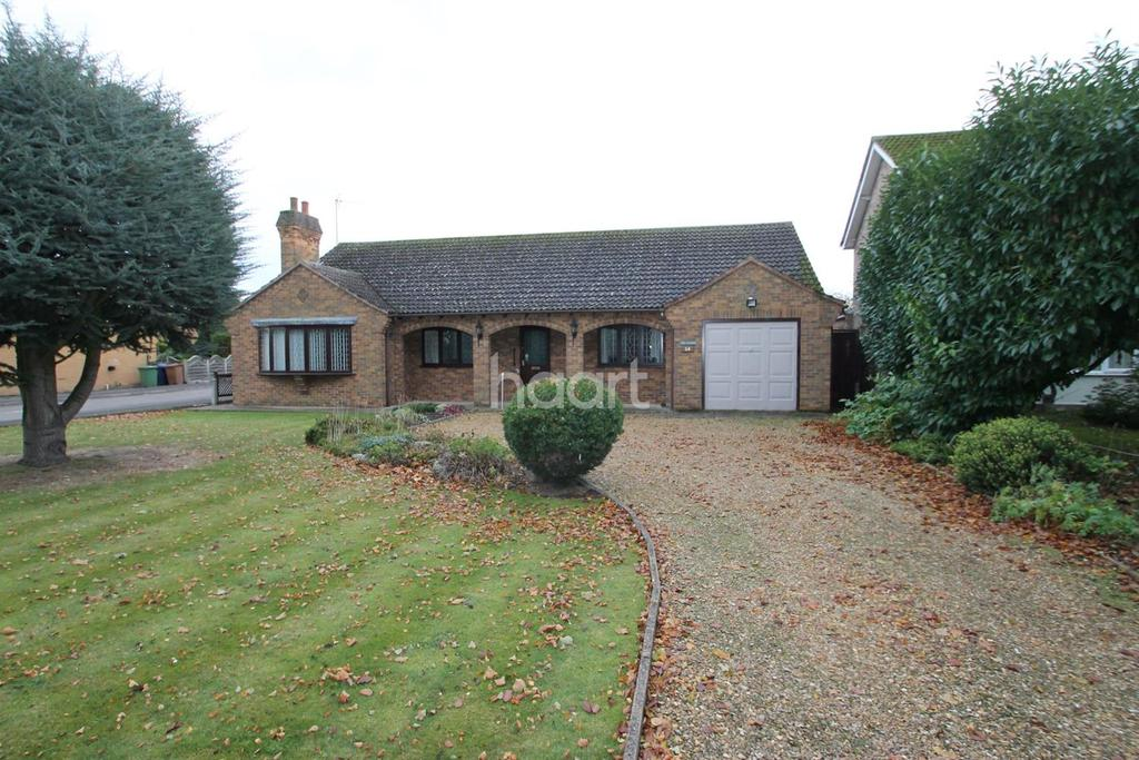 3 Bedrooms Bungalow for sale in Parson Drove