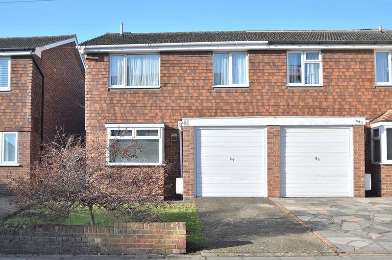 4 Bedrooms Semi Detached House for sale in Albert Road, Bexley