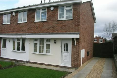 2 bedroom semi-detached house to rent - Isis Close, Congleton