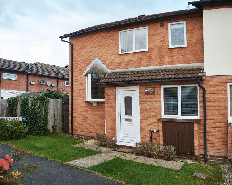 2 Bedrooms End Of Terrace House for sale in Rothley Drive, Bicton Heath, Shrewsbury, SY3 5BB