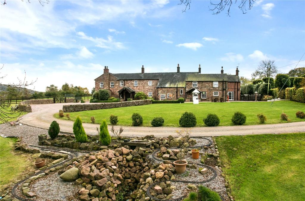 7 Bedrooms Unique Property for sale in Dingle Lane, Rushton Spencer, Macclesfield, Cheshire, SK11