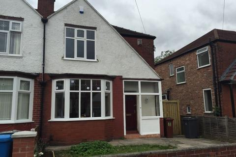4 bedroom semi-detached house to rent - Lees Hall Cescent, Fallowfield, Manchester m14