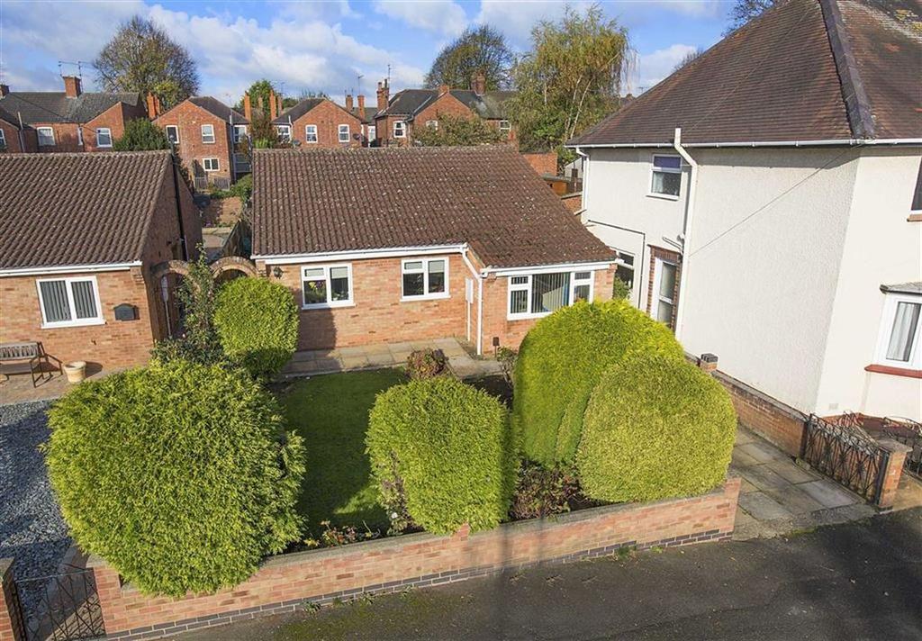 2 Bedrooms Detached Bungalow for sale in Wordsworth Road, Kettering