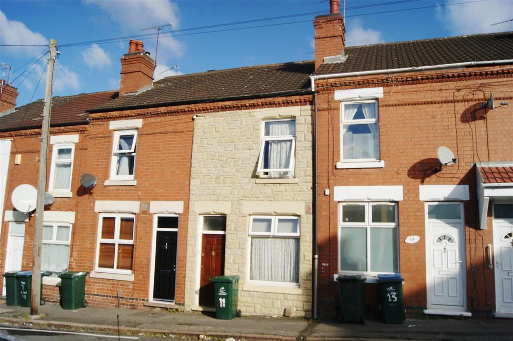 2 Bedrooms Terraced House for sale in Alfred Road, Coventry
