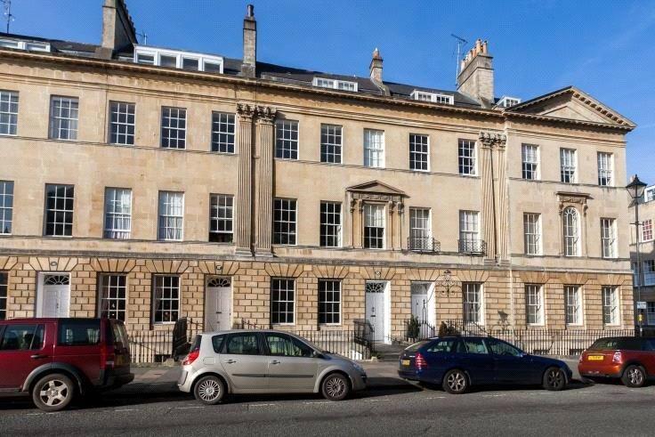 1 Bedroom Flat for sale in Great Pulteney Street, Bath, BA2