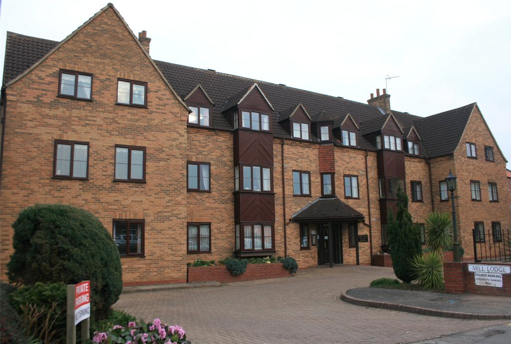 1 Bedroom Flat for sale in Mill Lodge, Willoughby Road, PE21