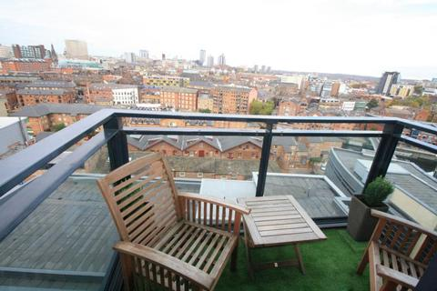 2 bedroom apartment to rent - ONE BREWERY WHARF, WATERLOO STREET, LEEDS, LS10 1GZ