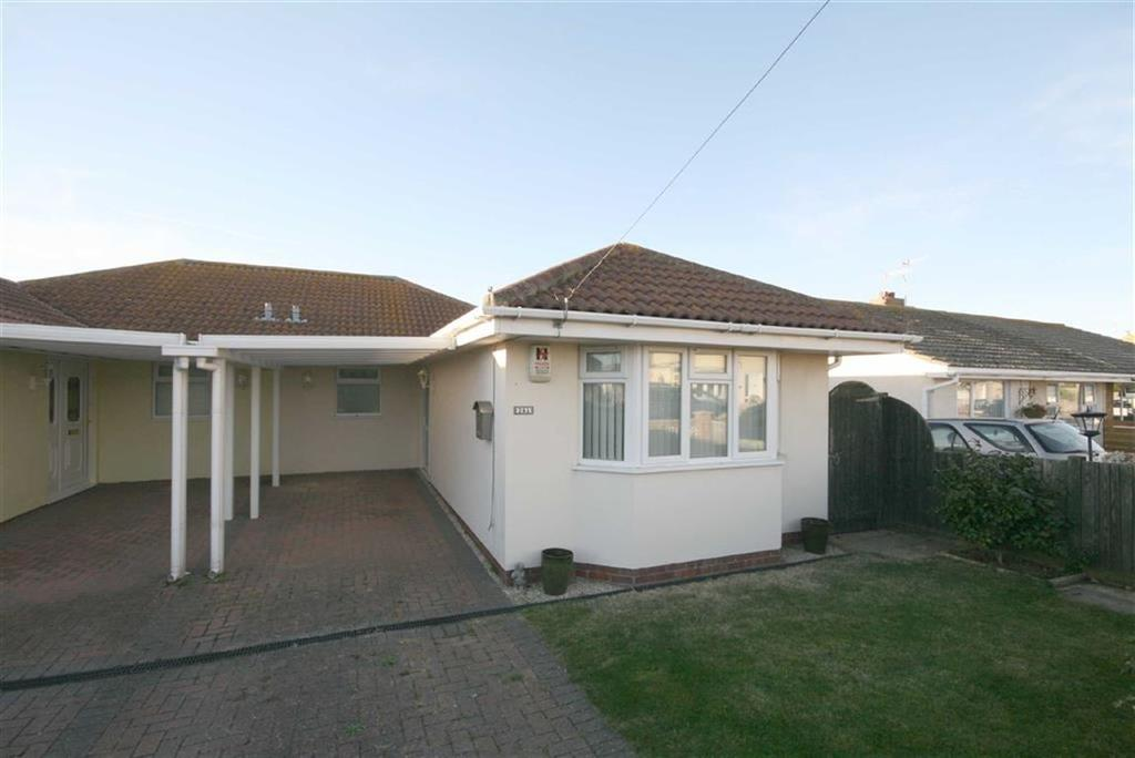 2 Bedrooms Semi Detached Bungalow for sale in Roderick Avenue, Peacehaven